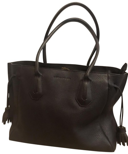 Longchamp Tote in brown Image 0