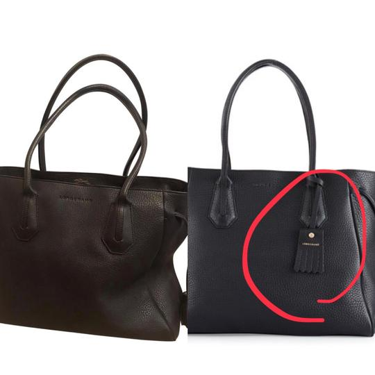 Longchamp Tote in brown Image 11