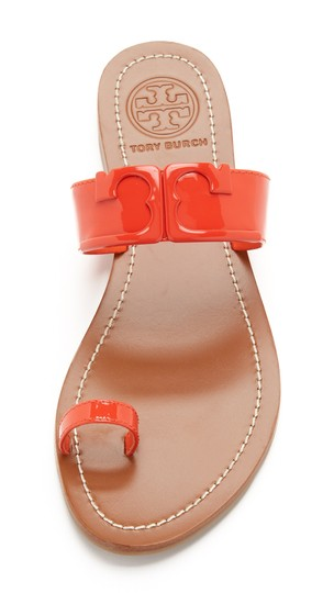 Tory Burch Marcia poppy red Sandals Image 1