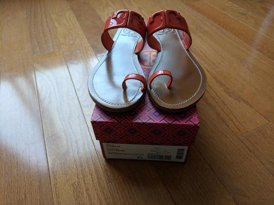 Tory Burch Marcia poppy red Sandals Image 3