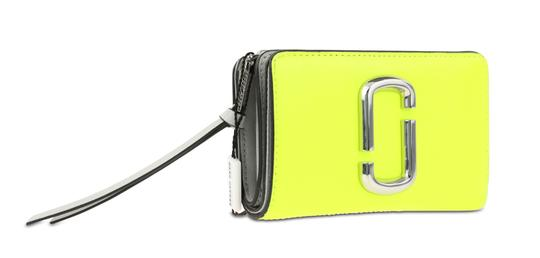 Marc Jacobs Marc Jacobs Snapshot Continental Leather Wallet Image 1