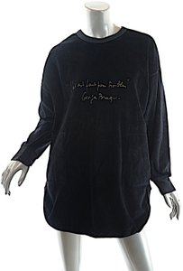 Sonia RYkiel Cotton Velour Tunic