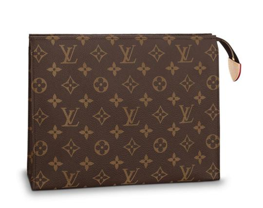 Preload https://img-static.tradesy.com/item/25489035/louis-vuitton-monogram-toiletry-26-pouch-brown-canvas-clutch-0-0-540-540.jpg