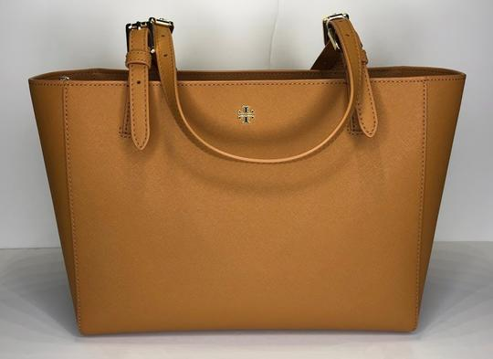 Tory Burch Shopper Purse Leather Matching Set Tote in Cardamom Image 5