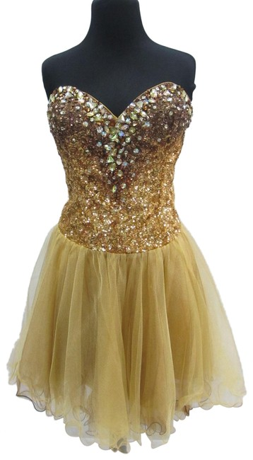 Preload https://img-static.tradesy.com/item/25489298/night-moves-prom-collection-gold-6615-short-formal-dress-size-18-xl-plus-0x-0-1-650-650.jpg