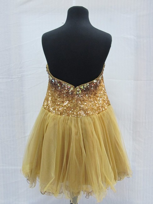 Night Moves Prom Collection Homecoming Short Dress Image 1