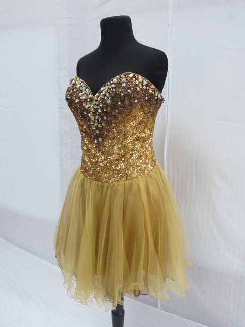 Night Moves Prom Collection Homecoming Short Dress Image 2