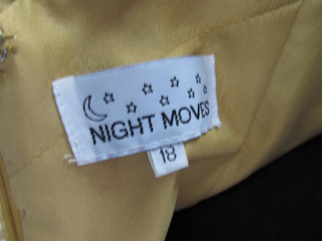 Night Moves Prom Collection Homecoming Short Dress Image 5