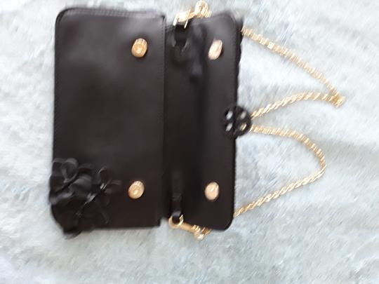 Tory Burch Black Clutch Image 3