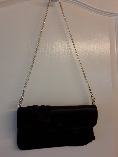 Tory Burch Black Clutch Image 9