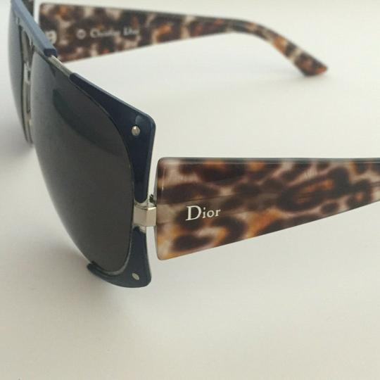 Dior Christian Dior Enigmatic PGGY1 Sunglasses and Case Image 5