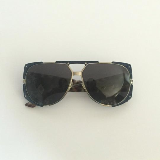 Dior Christian Dior Enigmatic PGGY1 Sunglasses and Case Image 7