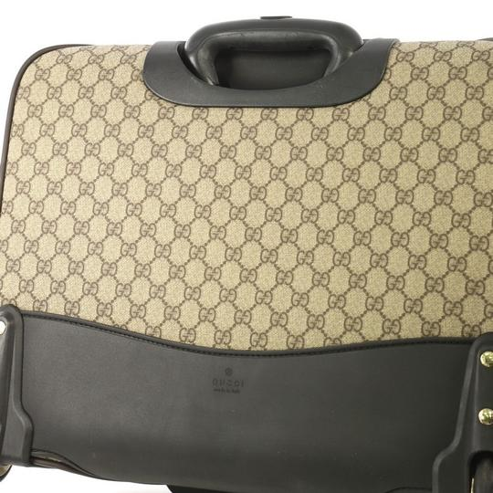 Gucci Canvas Leather Cross Body Bag Image 6
