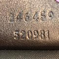 Gucci Canvas Leather Cross Body Bag Image 9