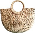 Other Tote in straw/tan Image 0