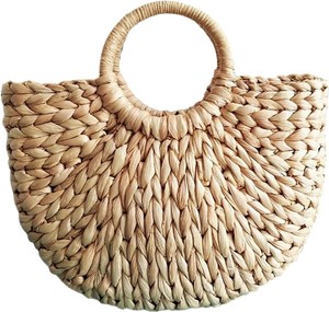 Other Tote in straw/tan
