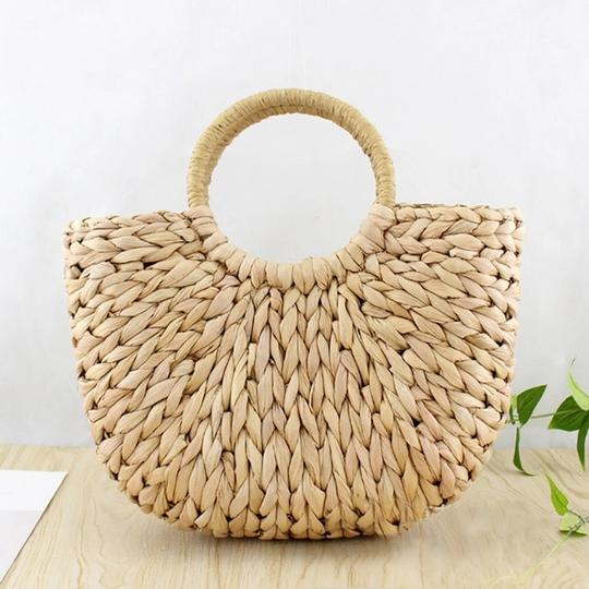 Other Tote in straw/tan Image 3