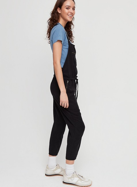 Aritzia Relaxed Pants Black Image 3