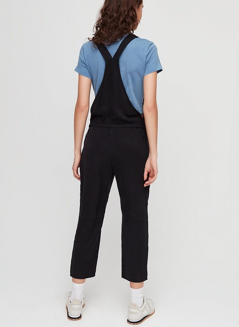 Aritzia Relaxed Pants Black Image 4