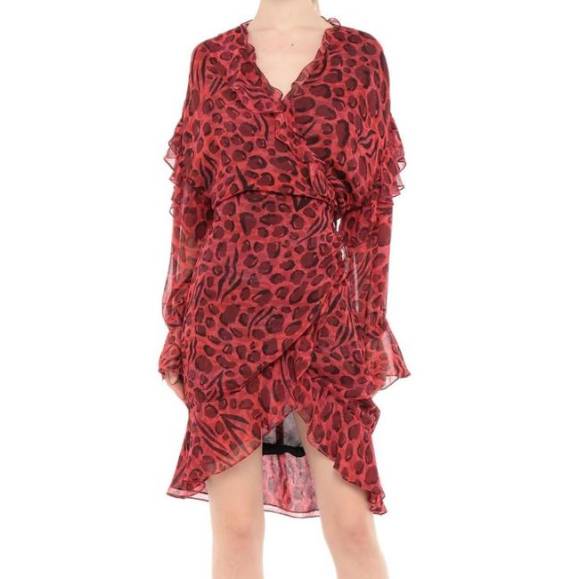IRO short dress Red / Black on Tradesy Image 1