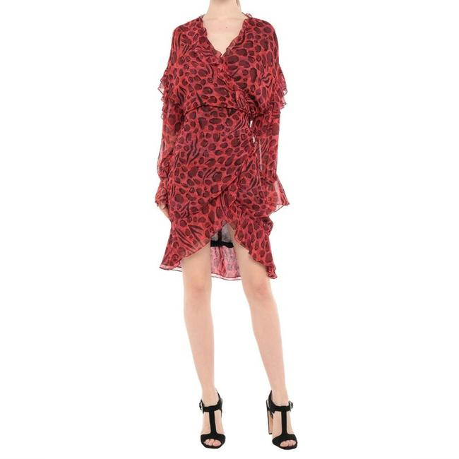 IRO short dress Red / Black on Tradesy Image 2