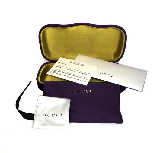 Gucci Gucci Oversized Style GG 0053S 001 - FREE 3 DAY SHIPPING Large Thick Image 3