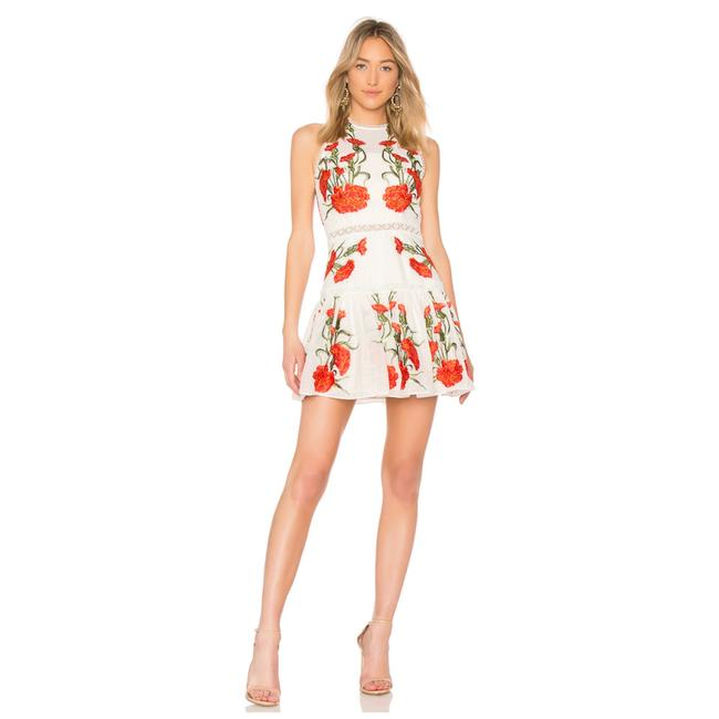 Preload https://img-static.tradesy.com/item/25489881/alexis-white-with-red-embroidery-sabella-short-cocktail-dress-size-12-l-0-0-650-650.jpg
