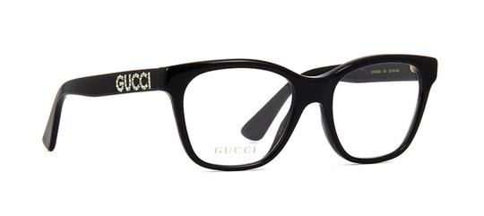 Gucci with Crystals GG0420O 001 -FREE and FAST SHIPPING -Optical Glasses Image 9