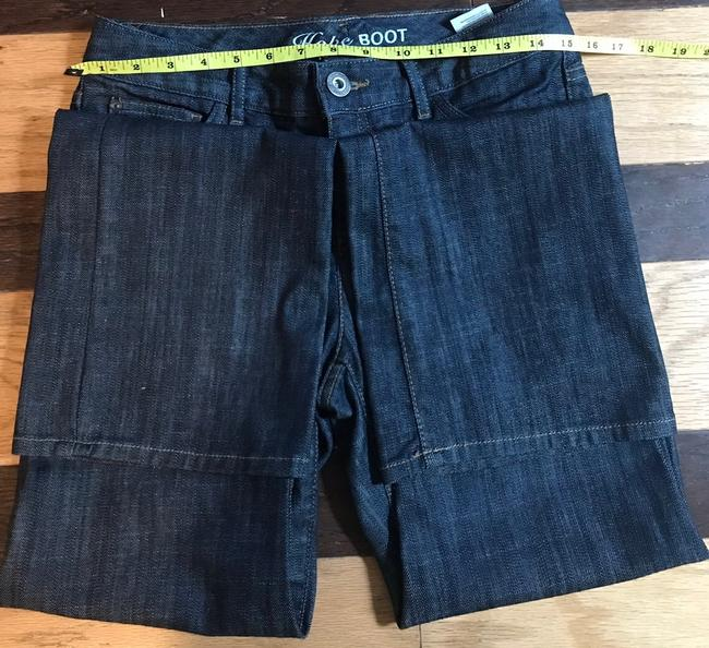 Tommy Hilfiger Boot Cut Jeans-Dark Rinse Image 1