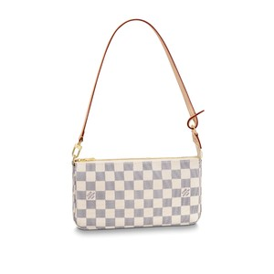 Louis Vuitton Damier Azur Shoulder Bag