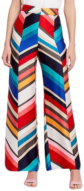 Item - Multicolor Long Weekend Palazzo Pants Size 0 (XS, 25)