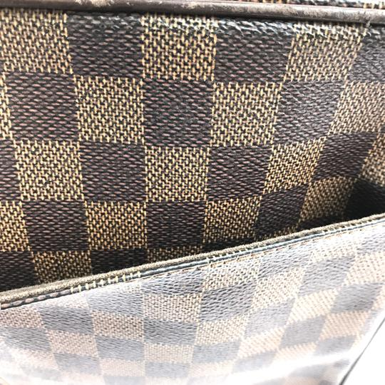Louis Vuitton Damier Olav Square Canvas Cross Body Bag Image 10