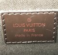 Louis Vuitton Damier Olav Square Canvas Cross Body Bag Image 5
