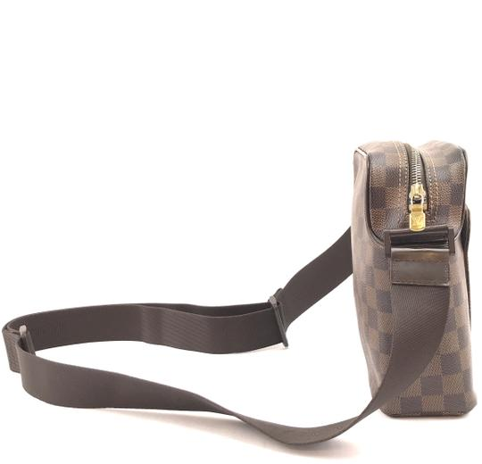 Louis Vuitton Damier Olav Square Canvas Cross Body Bag Image 6