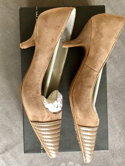 Steven by Steve Madden Taupe Pumps Image 2
