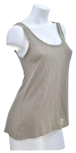 Item - Tan Heather Stretch Medium Tank Top/Cami Size 10 (M)