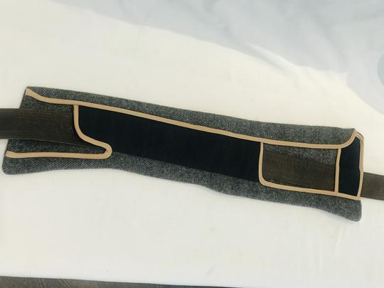 Marni wool panel insert belt Image 2