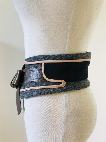 Marni wool panel insert belt Image 4