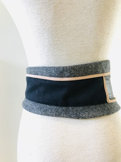 Marni wool panel insert belt Image 5