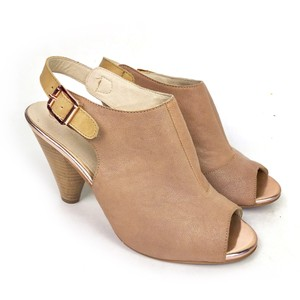 Seychelles Tan Pumps