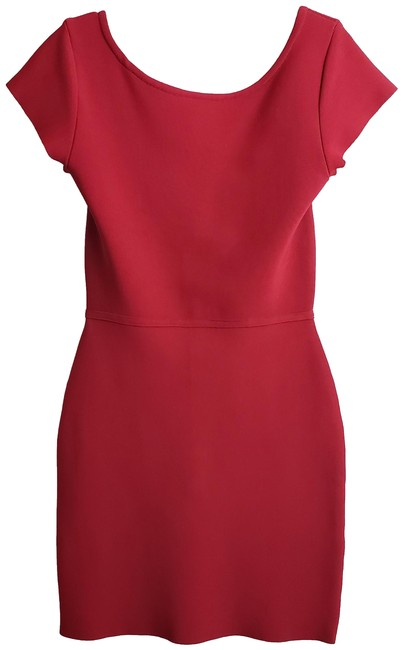 Preload https://img-static.tradesy.com/item/25492857/bcbgmaxazria-red-rayon-small-zipper-closure-short-night-out-dress-size-6-s-0-1-650-650.jpg