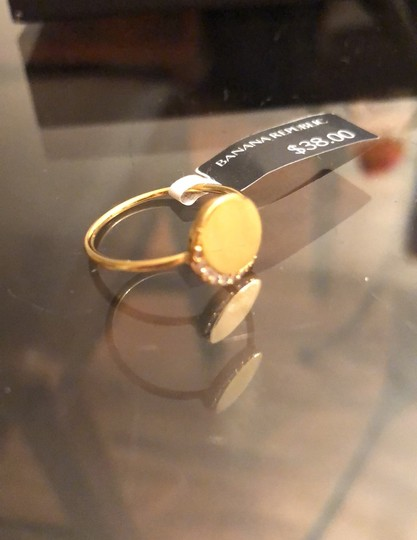 Banana Republic Small Stackable Ring Image 8