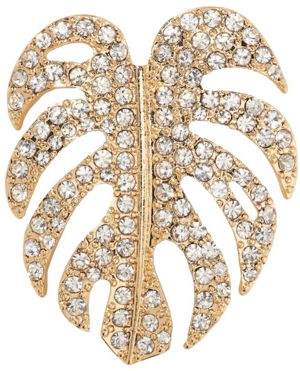 Preload https://img-static.tradesy.com/item/25492937/banana-republic-gold-crystal-philodendron-leaf-pin-0-3-540-540.jpg