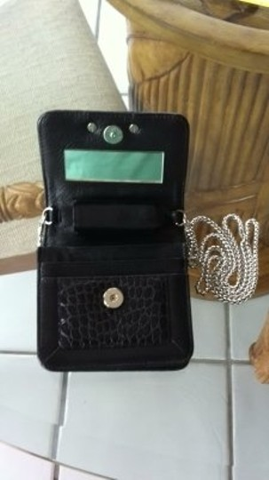 Brighton Black Clutch