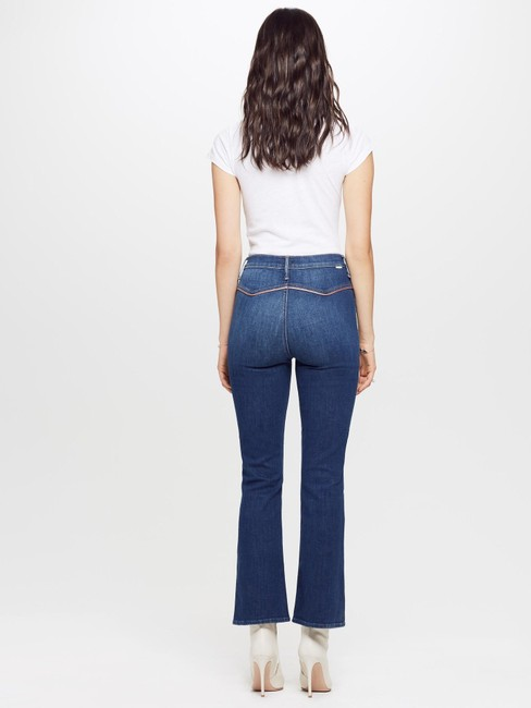 Mother Flare Leg Jeans Image 7