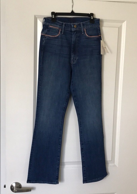 Mother Flare Leg Jeans Image 8