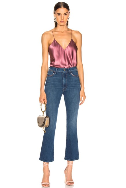 Mother Flare Leg Jeans Image 1