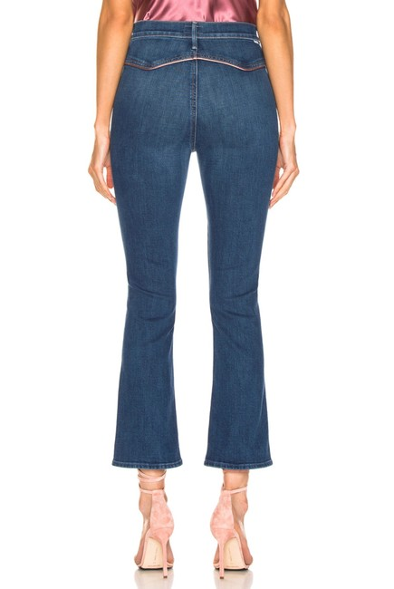 Mother Flare Leg Jeans Image 5