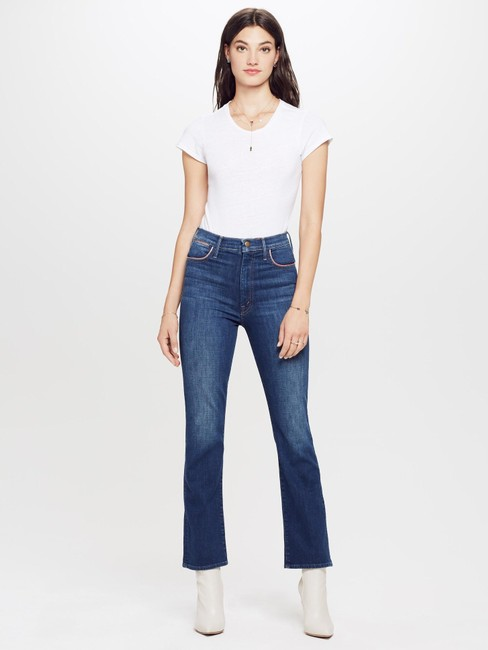 Mother Flare Leg Jeans Image 6