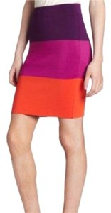 BCBGMAXAZRIA Skirt multicolored